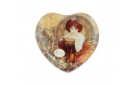 Декоративная тарелка «Камни» (А.Муха) - Аксессуары