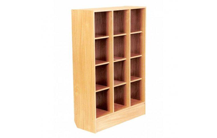 Школьная мебель: купить Шкаф для 12 горшков - 1