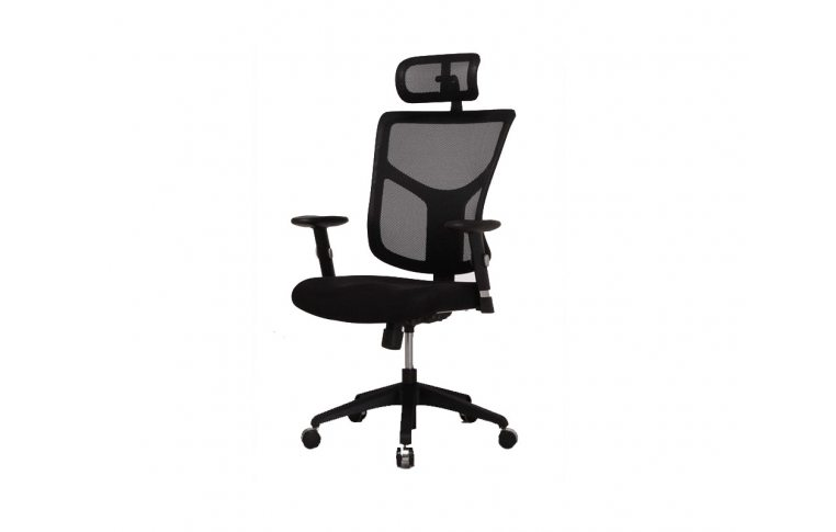 Кресла для руководителя: купить Кресло Expert Star черный - 1