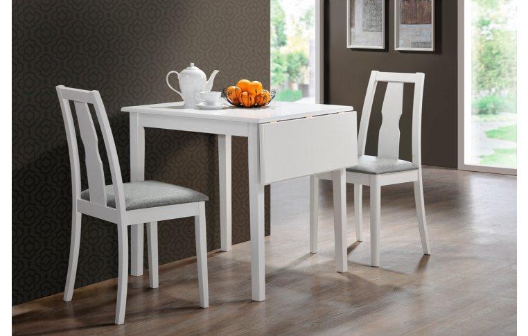 Кухонные столы: купить Стол Фишер белый Domini - 2