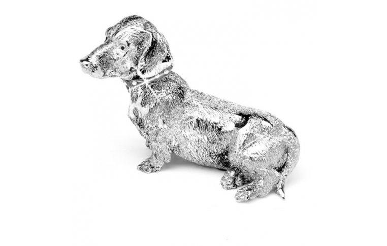 "Декор для дома: купить Статуэтка ""Собака"" 8 см - 1"