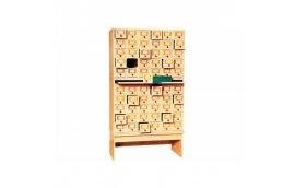 Школьные шкафы: купить Шкаф картотечный на 60 ящиков -