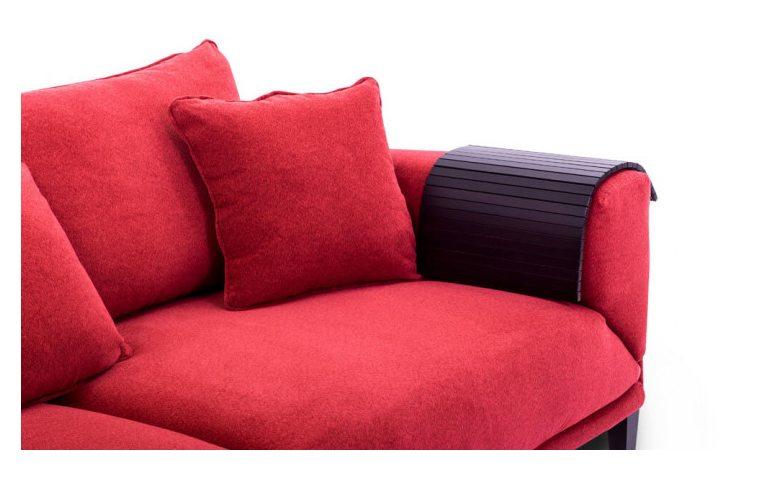 Декор для дома: купить Накладка на диван Lareto деревянная 50 см - 2