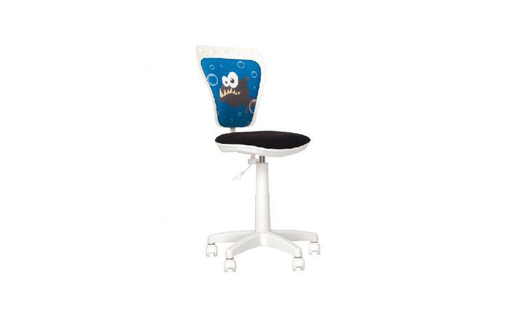 Детские кресла: купить Кресло Ministyle GTS WHITE - 1
