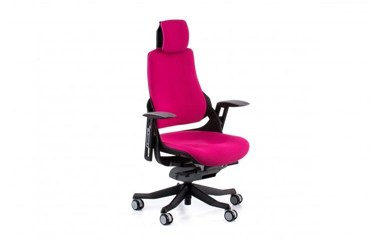 Офисные кресла: купить Кресло WAU MAGENTA FABRIC - 6