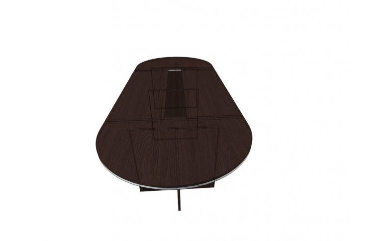 Конференц столы: купить Конференционный стол Титан Сильф - 2