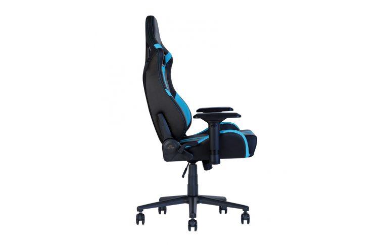 Игровые кресла: купить Кресло для геймеров Hexter Pro r4d Tilt mb70 Eco/03 Black/Blue - 3