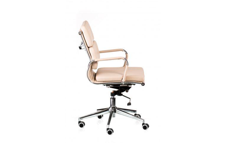 Офисные кресла: купить Кресло Solano 3 artleather beige - 4
