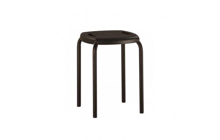 Кухонная мебель: купить Табурет Boom black K02 - 1