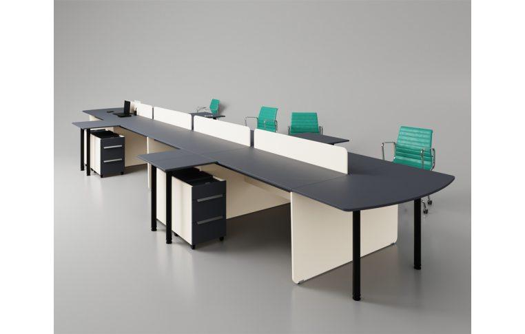 Офисная мебель: купить Серия мебели Smart - 6
