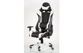 Офисные кресла: купить Кресло ExtremeRace black/white