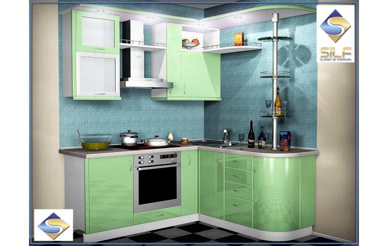Кухни на заказ: купить Кухня под заказ Ирэн Сильф - 1