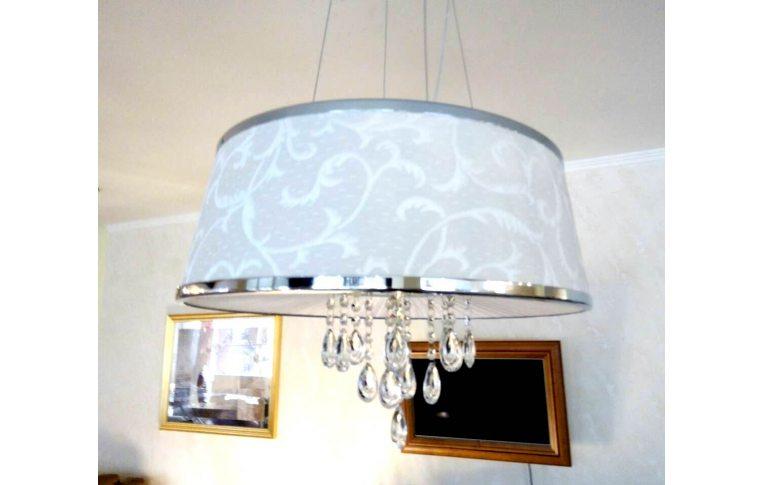 Декор для дома: купить Люстра с абажуром TINKO 14555CR/6P+LED - 2