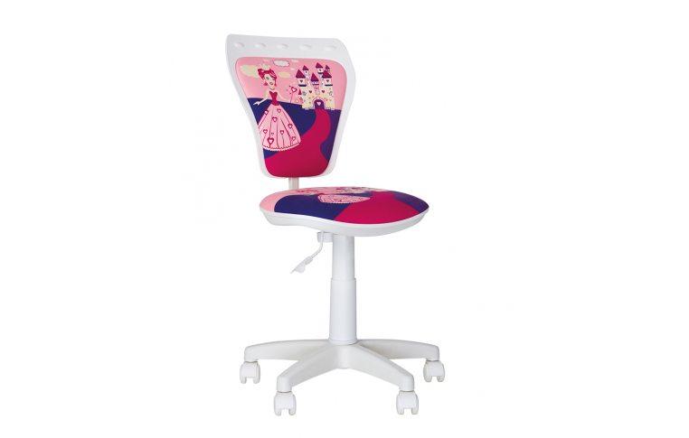 Детские кресла: купить Кресло Ministyle GTS WHITE - 3