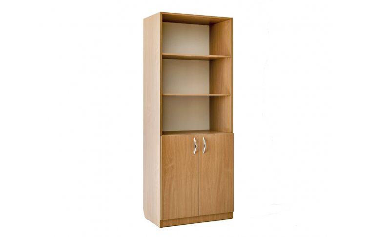 Офисные шкафы: купить Стеллаж для документов Сильф ОБ1-400 ДСП бук - 1