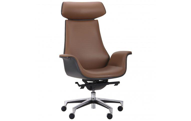 Кресла для руководителя: купить Кресло Bernard HB Brown/Dark Grey AMF - 2