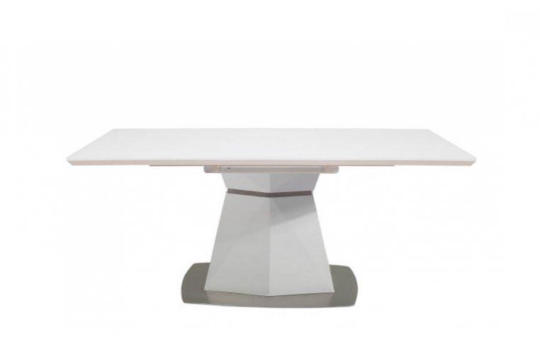 Кухонные столы: купить Стол Кристал белый - 4