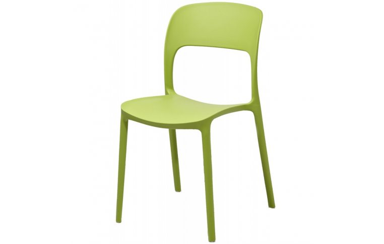 Кухонные стулья: купить Стул Флекси зеленый - 1