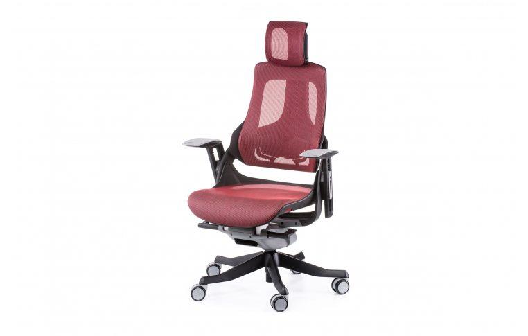 Офисные кресла: купить Кресло WAU DEEPRED NETWORK - 1