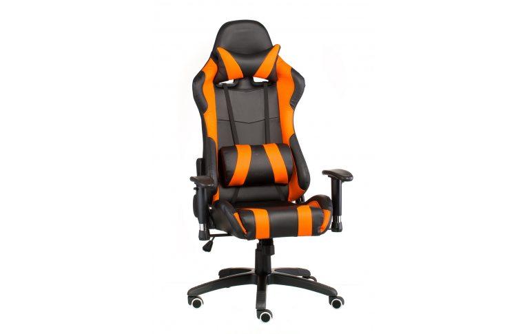Геймерские кресла: купить Кресло ExtremeRace black/orange - 6