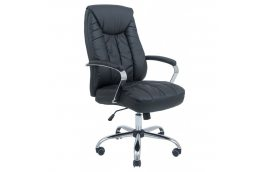 Мебель для руководителя: купить Кресло руководителя Корсика черный