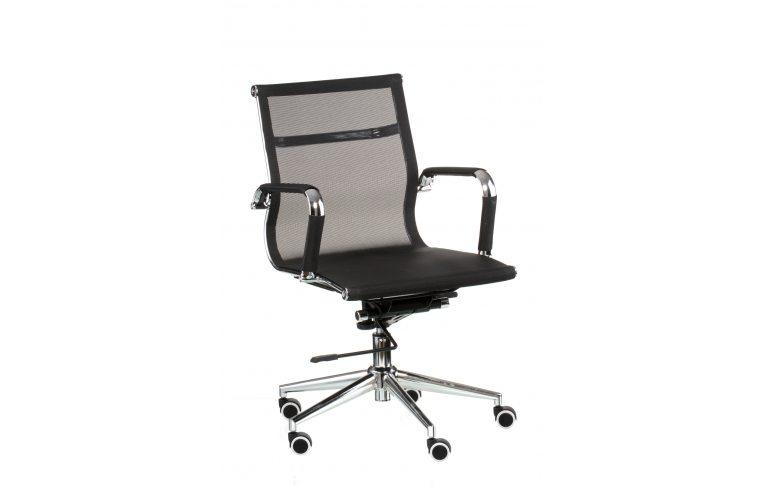 Офисные кресла: купить Кресло Solano 3 mesh black - 7